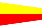bandiera nautica numero 7