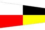 bandiera nautica numero 9