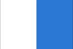 bandiera bianco azzurra
