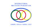 Bandiera Federazione internazionale sci nautico