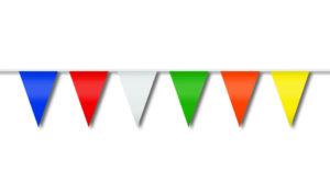 Festone bandiere colorate