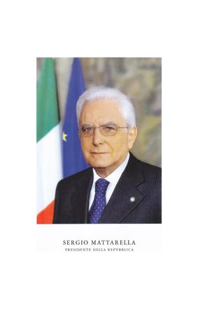 Fotografia Presidente della Repubblica