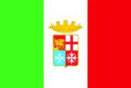 Bandiera Marina Militare italiana