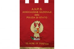 Labaro Associazione Nazionale Polizia di Stato