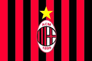 Bandiera Milan logo