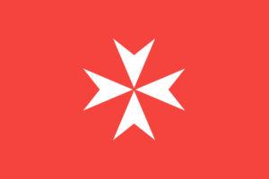 bandiera Ordine di Malta
