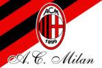 Bandiera AC Milan