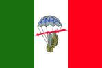 Bandiera paracadutisti
