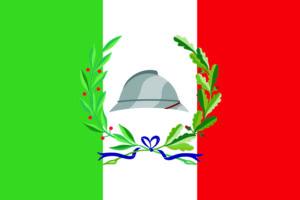 Bandiera Combattenti e Reduci