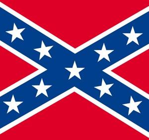 bandiera sudista