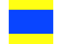 Bandiera lettera_D