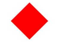 Bandiera Lettera F