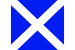 Bandiera lettera m