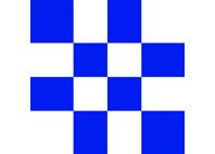 Bandiera Lettera N