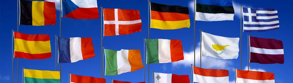 Negozio di bandiere milano