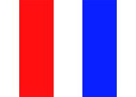 Bandiera lettera-T