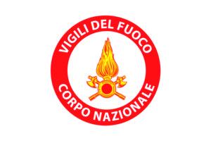 Bandiera vigili del fuoco