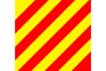 Bandiera Lettera Y